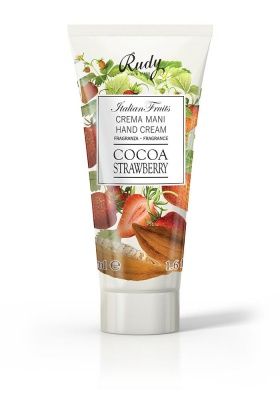 Rudy Italian Fruits Crema Mani Cocoa Strawberry 100ml