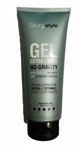 Silium Style Gel Extra Forte No-Gravity 200ml