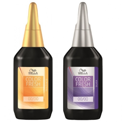 Wella Color Fresh Colorazione Diretta Pronta All'uso 75ml