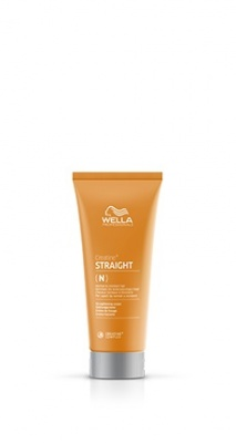 Wella Creatine Straight (N) per Capelli da Normali a Resistenti 200ml