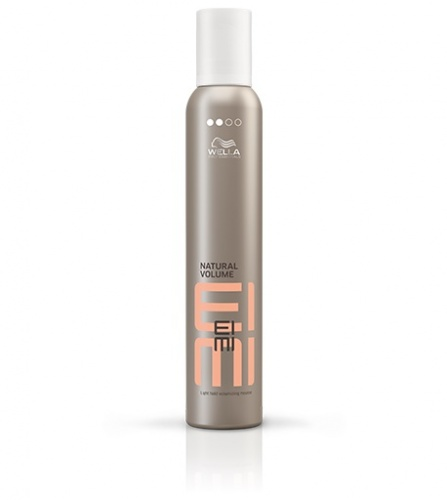 Wella EIMI Natural Volume Mousse Volumizzante Effetto Naturale 300ml