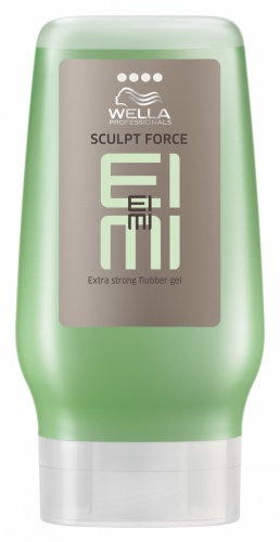 Wella EIMI Sculpt Force Flubber Gel Extra Forte 125ml