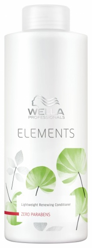 Wella Elements Balsamo Rigenerante 1000ml