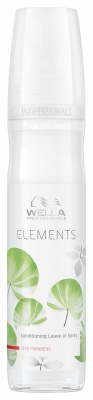 Wella Elements Leave-in Spray Trattamento Senza Risciacquo 150ml