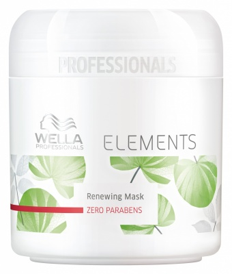 Wella Elements Maschera Restitutiva 150ml