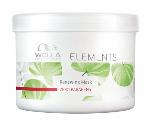 Wella Elements Maschera Restitutiva 500ml