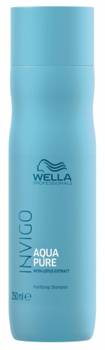 Wella Invigo Aqua Pure Purifying Shampoo Purificante 250ml