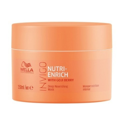 Wella Invigo Nutri-Enrich Deep Nourishing Mask Maschera Nutriente 150ml