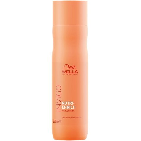 Wella Invigo Nutri-Enrich Deep Nourishing Shampoo Nutriente 250ml