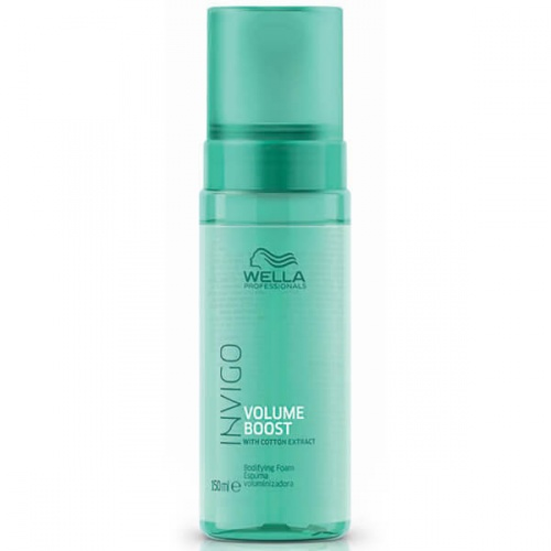 Wella Invigo Volume Boost Bodifying Foam Spuma Morbida Corporizzante 150ml