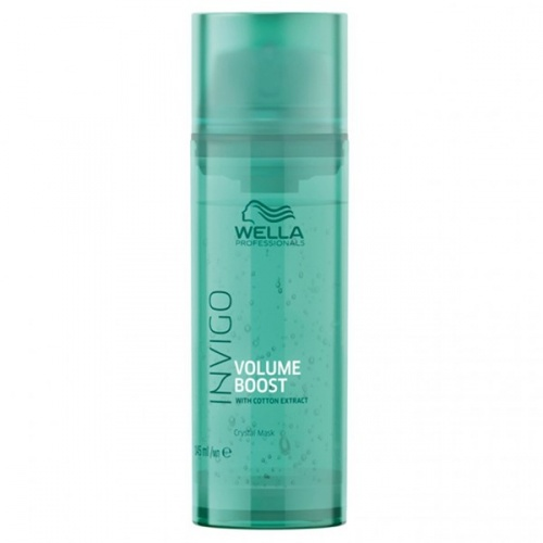 Wella Invigo Volume Boost Crystal Mask Trattamento Volumizzante 145ml
